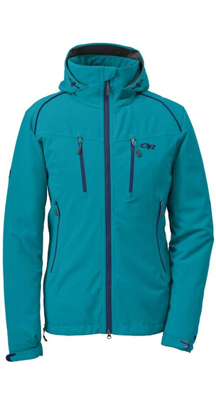 Outdoor Research W's Valhalla Hoody Alpine Lake/Abyss (148)